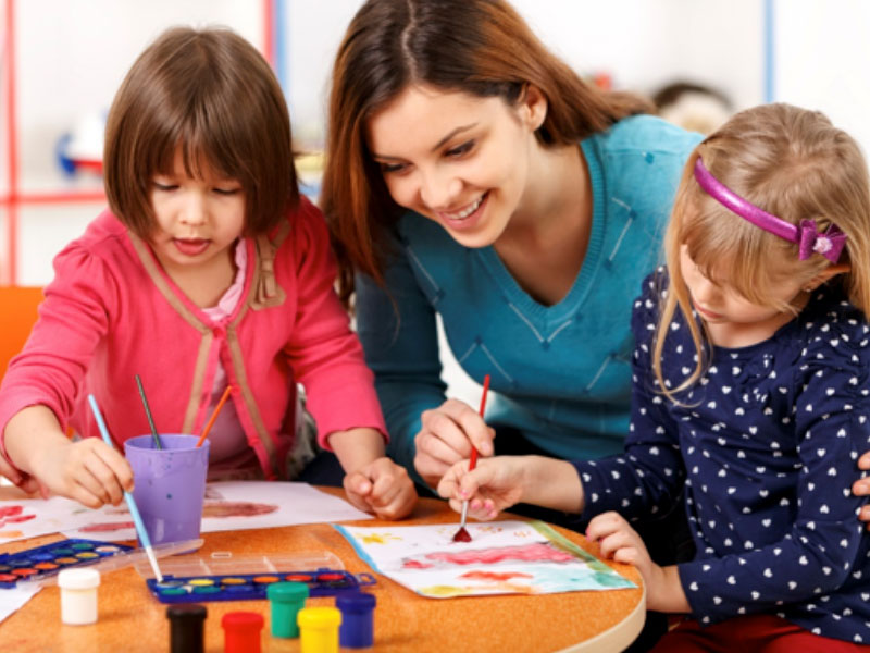 Teach Your Kids With Quality Home-School Curriculum | Prrs Training